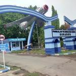 Penjagaan Kompleks Lanud Muljono Surabaya Diperketat