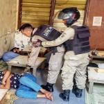 Keliaran di Surabaya Tanpa Identitas Didenda Rp500 Ribu
