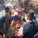 Roboh, Material Proyek Gorong-gorong Timbun 2 Pekerja di Surabaya