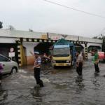 Ribuan Keluarga di Gempol Pasuruan Menjadi Korban Banjir