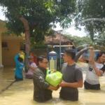 Korban Banjir di Pamekasan Mencapai 1600 Kepala Keluarga
