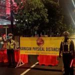 Antisipasi Penyebaran Covid-19, Sejumlah Ruas Jalan di Sidoarjo Ditutup