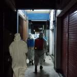 Terdampak Covid-19, Pasar Grosir Pakaian di Kapasan Surabaya Ditutup