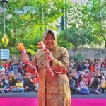 10 tahun kepemimpinan Wali Kota Risma, Surabaya semakin hijau