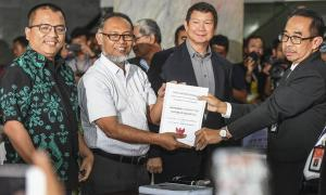 TKD Jatim: Gugatan Prabowo Tidak Realistis