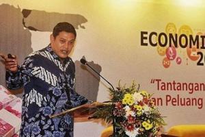 Wali Kota Kediri Paparkan Indikator Makro Daerah