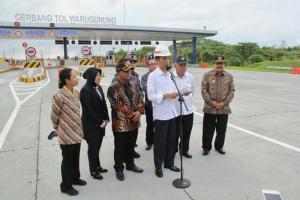 Mudik 2019 Via Tol Trans Jawa Lebih Cepat dan Murah