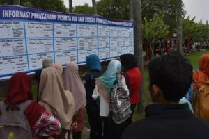Pemkab Jember Gelar Job Fair untuk Penyandang Difabel