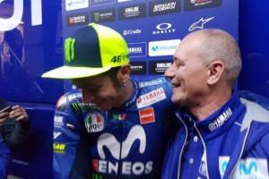 Pelatih Rossi Mundur Jelang MotoGP 2019 Bergulir,  Kenapa?
