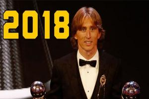 Modric Sabet Ballon d'Or: Ini Sulit Dipercaya!