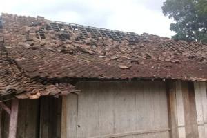 26 Rumah di Madiun Rusak Akibat Bencana Sepanjang November
