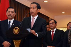 Presiden Jokowi Minta Maaf Saat Buka Konvensi Nasional Humas