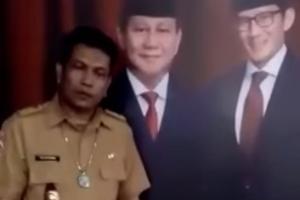 Kades Pendukung Sandiaga Uno Divonis 2 Bulan Penjara
