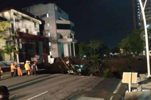 Kesaksian Pengendara di Jalan Gubeng: Warga Berteriak