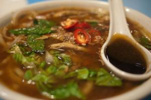 Mengusir Gejala Pilek dengan Sup Ayam