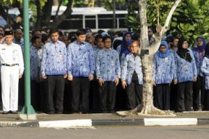 ASN Pemkab Madiun 'Diwajibkan' Wudhu Sebelum Disumpah
