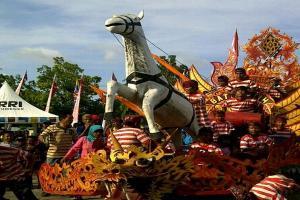 Musik Ul Daul Madura Hadir di Kebun Binatang Surabaya