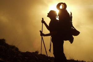 Bertemu Pendaki Perempuan di Gunung Lawu, Alvi Hilang