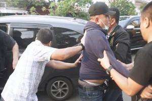 Koruptor Licin Rugikan Negara Rp11 M Ditangkap di Surabaya