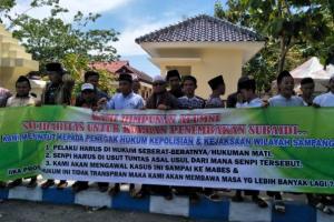 Berkas Kasus Pembunuhan Anggota PPS Sampang P-21