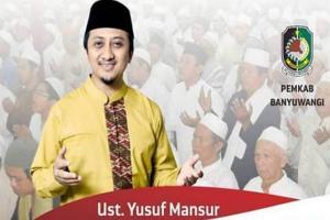 Pesan Ustad Yusuf Mansur ke ASN Pemkab Banyuwangi