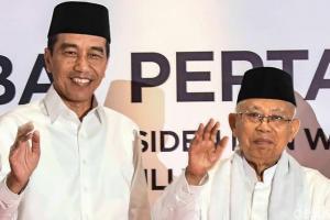 PDIP Jatim Targetkan Jokowi-Ma'ruf Menang Besar di PIlpres