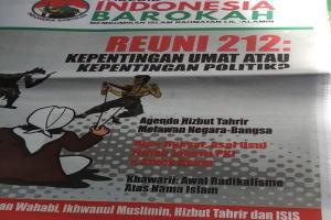 Pengantar Tabloid Terekam CCTV, Bawaslu Surabaya Datangi Kantor Pos