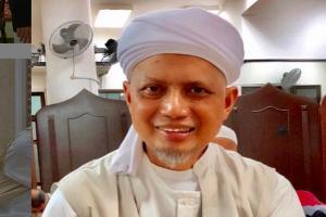 Kamis, Ustadz Arifin Ilham Pulang dari Malaysia