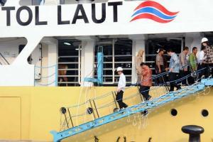 Program Tol Laut Jokowi Dulu Diolok-olok