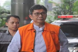 Kasus Suap Rp1,6 M,  Vonis Mantan Wali Kota Batu Diperberat