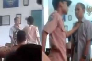 Siswa SMP Tantang Gurunya Berantem, Mahfud MD: Keterlaluan!