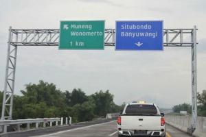 Tol Pasuruan-Probolinggo Siap Beroperasi, Waktu Tempuhnya?