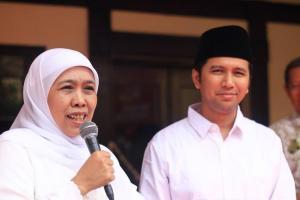 Jokowi Lantik Gubernur-Wagub Jawa Timur Hari Ini