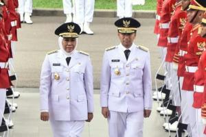 Khofifah-Emil Sah Pimpin Jawa Timur
