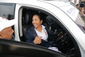 Tinjau Tol Pasuruan-Probolinggo, Menteri BUMN Bangga
