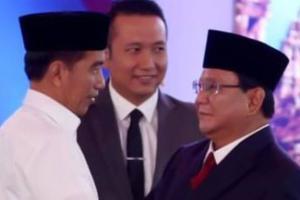 Debat Reforma Agraria, Jokowi Sindir Lahan Prabowo di Kaltim