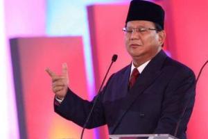 Prabowo Kritik Kebijakan Bagi-bagi Sertifikat Jokowi
