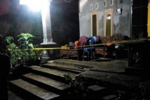 Pembunuh Anak dan Istri di Blitar Dites Kejiwaan