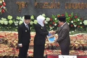 Ketua DPRD Singgung Gus Ipul Absen di Sertijab: Lho Gak Ada?