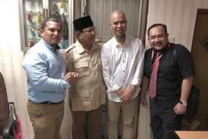 Prabowo Usai Jenguk Dhani: Ini Intimidasi Politik!
