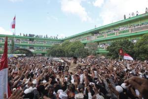 Tim Prabowo: La Nyalla Baiknya Pegang Janji Potong Leher!