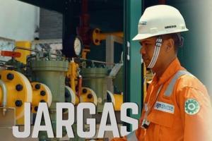 Warga Probolinggo Kini Bisa Nikmati Jaringan Gas
