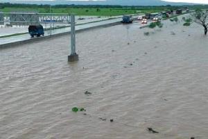 Banjir, Standar Konstruksi Tol Madiun Dipertanyakan