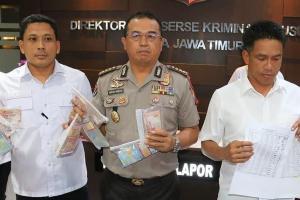 OTT Kepala Puskesmas di Tuban, Polisi Sita 4 Buku Tabungan