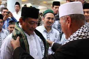 Komitmen Jokowi Perhatikan Pesantren