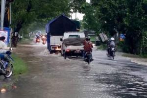 Penyebabnya Banjir di Jombang