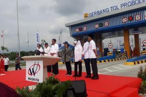 Tol Paspro Resmi Beroperasi, Jokowi Target Tembus Banyuwangi