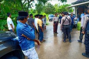 Celurit dan Senpi Disita dari Pelaku Bentrok di Sampang