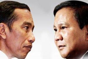 Jokowi Ungguli Prabowo Versi Hitung Cepat