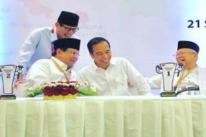 Sikap Prabowo dan Jokowi Diapresiasi